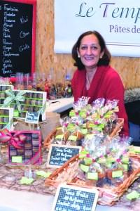 Salon-Saveur-Gourmandises-Cerny- Essonne-Le temps des fruits