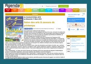 Agenda Essonne 91