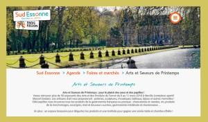 Tourisme en Sud Essonne