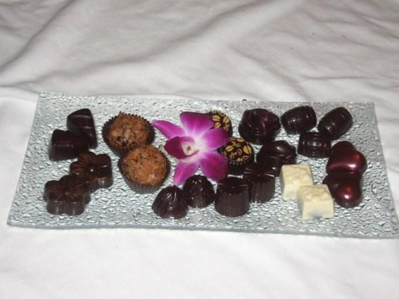 Chocolaterie Eau de Rose