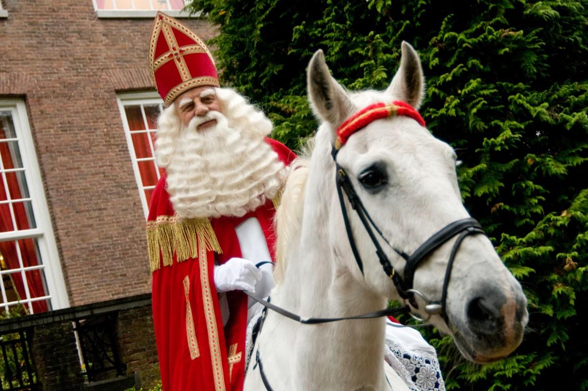 Zaterdag 18 november 2017 komt Sinterklaas weer in Goutum