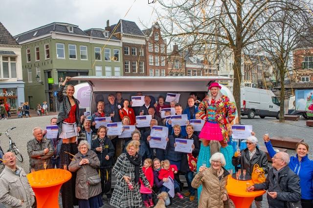 Drie verenigingen uit Goutum krijgen bijdrage uit Rabobank Clubkas Campagne