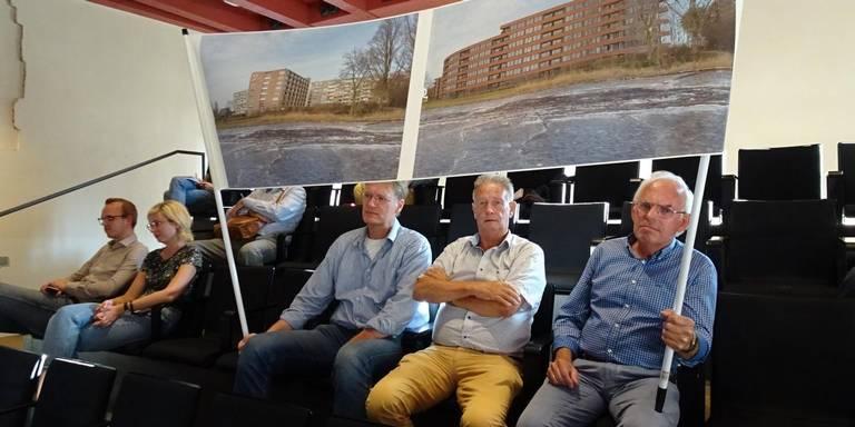 Spandoek helpt niet: nieuw Aldlânstate in Leeuwarden mag doorgaan