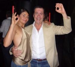 CG and Mario au Gimmy'z Monaco 2008