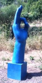 Yes to Life - Bronze - 220cm H - Pièce unique