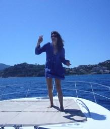 Ile de Lerins vers Cannes