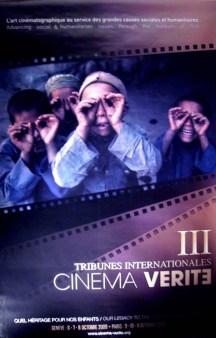 Cinéma vérité festival 2009