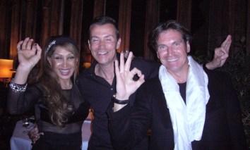 Yves Marie et Emanuelle de la Roche Paris 2009