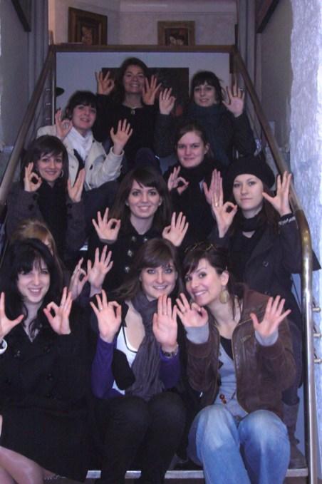 YTL des élèves de comm à Nice 2008