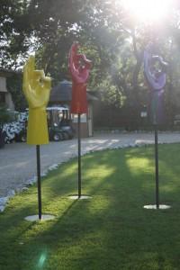 YTL - Le sentier de la sculpture -  ST Tropez