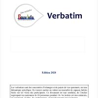Atelier GouvInfo Verbatim - Culture de la donnée et stratégie d