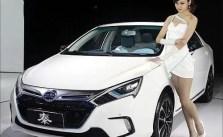 Chine : 40 % de voitures électriques d'ici 2030