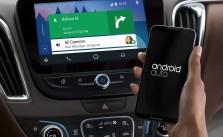 Android Auto est désormais disponible comme application pour smartphone