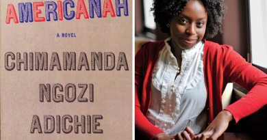 "Chimamanda's  ""Americanah"" listed as one of 15 remarkable Women Books of the 21st Century"