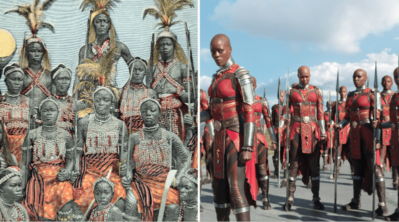 Nnedi Okorafor is writing a comic series about Black Panther's Dora Milaje warriors
