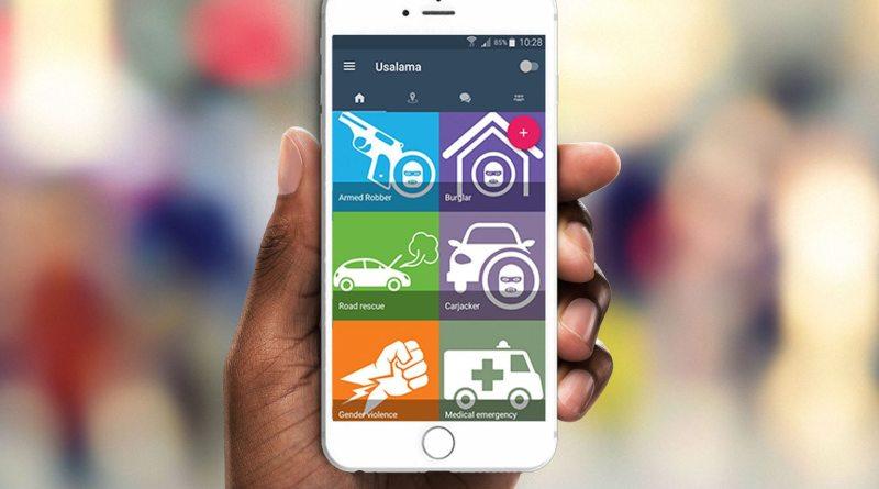 Kenya: Usalama the 'panic button' app that helps save lives