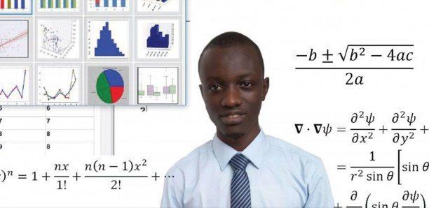 Senegalese Michel Seck simplifies mathematics with his software SimulaMath