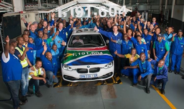South Africa: Tshwane to become the car-manufacturing capital of Africa