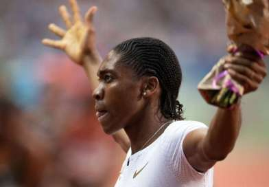 Afrique du Sud: Caster Semenya bat un record africain de 800m
