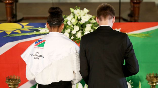 3rd Repatriation: Germany returns human remains from Namibian genocide