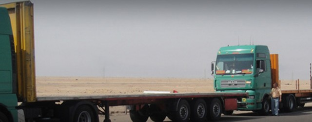National Afghan Trucking (NAT) Contract to Support the US Government
