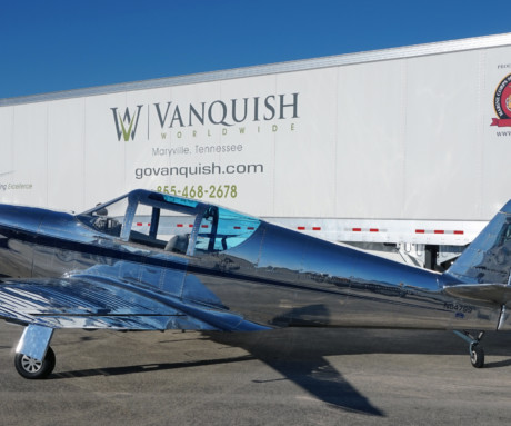 Smoky Mountain Air Show return takes flight with Vanquish Worldwide and sister company sponsorships
