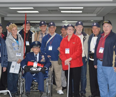 Vanquish Worldwide continues veteran support mission by giving back to HonorAir Knoxville's 20th flight