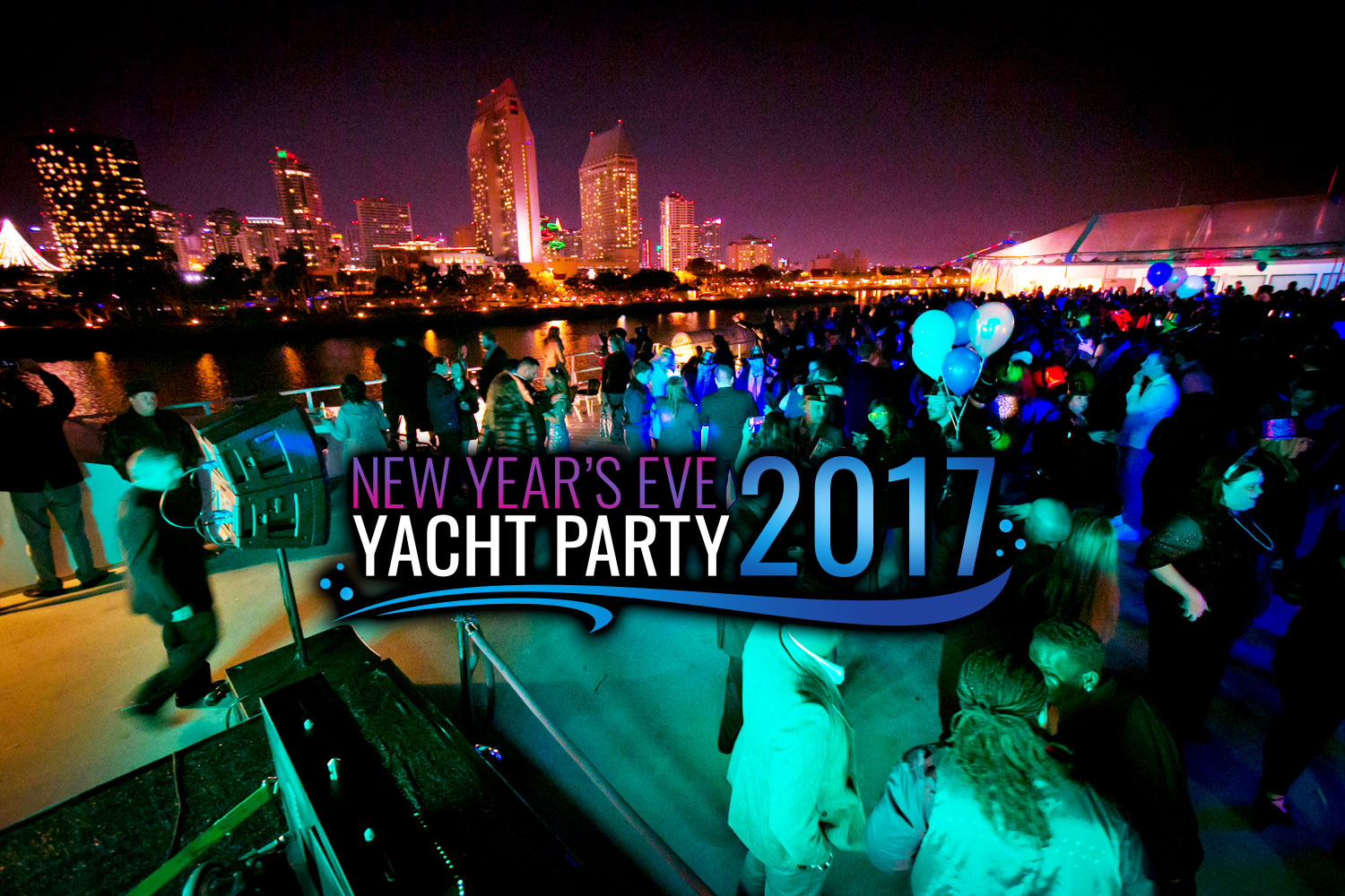 NYE Yacht Party 2017 VAVi Sport Amp Social Club