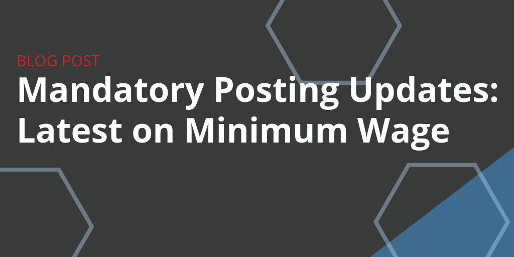 latest mandatory posting updates