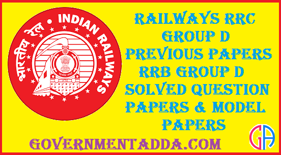 Railway Group D Question Paper Pdf In Hindi