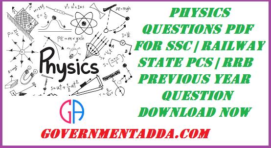 Physics In Hindi Pdf