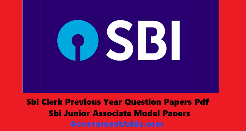 Bank exam sbi solved papers pdf po