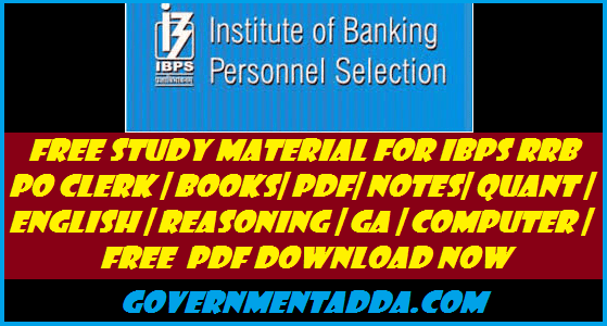 Puzzle and sitting arrangement pdf in hindi for ibps po so clerk.
