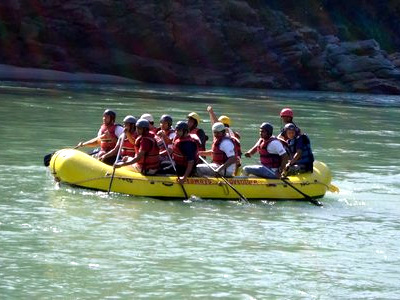 """Rafting expedition """"Mission Gange"""" to begin from October 5th"""