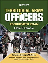 Territorial Army Previous Year Paper In Hindi