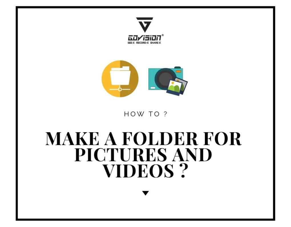 How To make a Folder