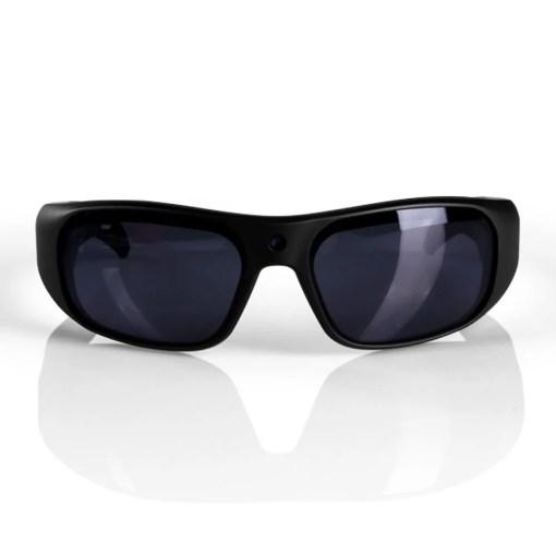 Water Resistant Camera Sunglasses Black