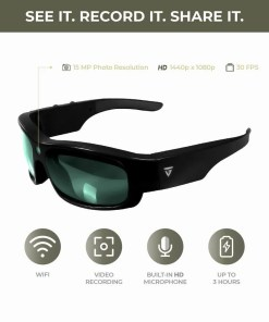 Pro S hd capture sunglasses