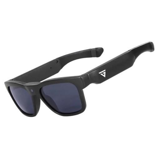 Video Camera Sunglasses Royale Black 3