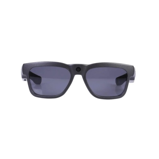 Video Camera Sunglasses Royale Black