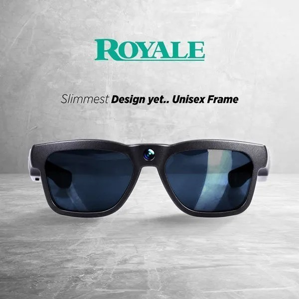 Royale - Camera Sunglasses