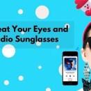 Audio Sunglasses with Speakers