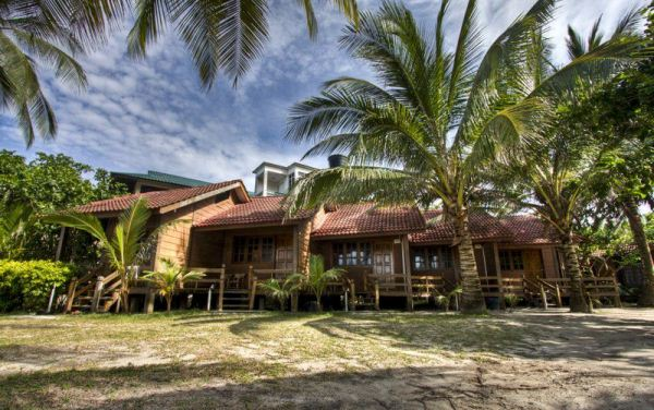 Redang Pelangi Resort Chalet Rooms