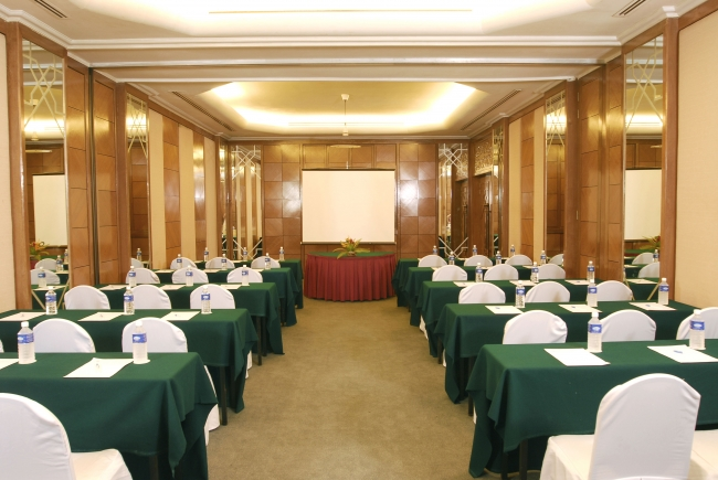 berjaya beach resort meeting room