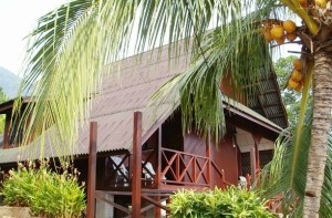 Sun Beach Resort Deluxe Chalet