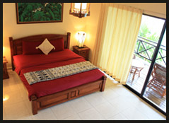 Minang Cove Deluxe Sea View Chalet