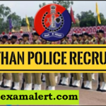 Rajasthan Police 13142 Constable Recruitment 2018 Raj Police Bharti Apply Online