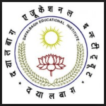 DEI Admission Form 2018 Entrance Test Notification-Online Application