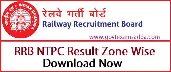 RRB NTPC Result 2019