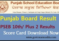 Punjab Board Result 2021